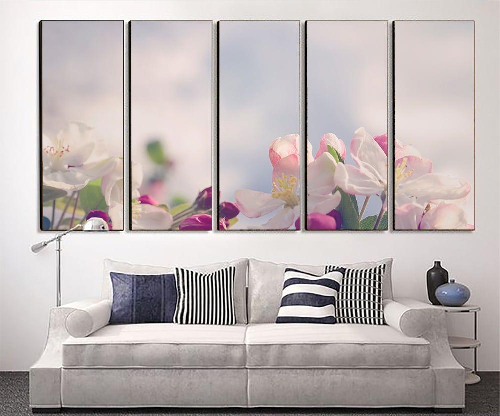 VEAG panels, Het textielframe voor grote schilderijen, fotobehang of fotokunst