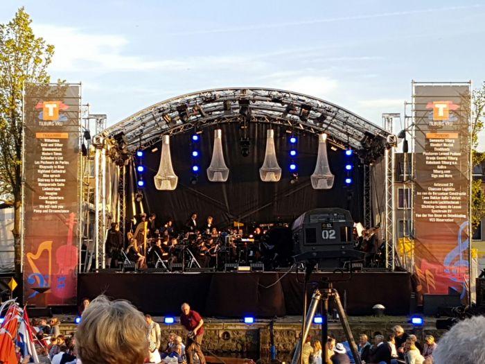 Bevrijdigsconcert Tilburg
