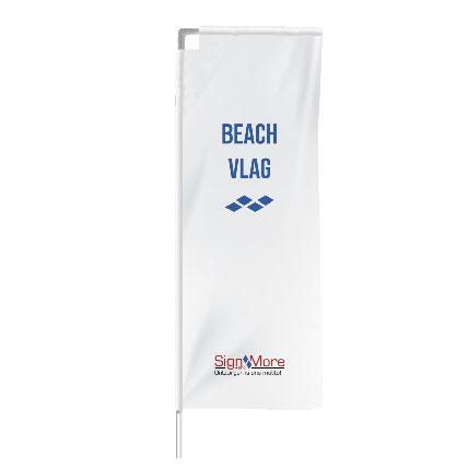 Haakse beachvlag